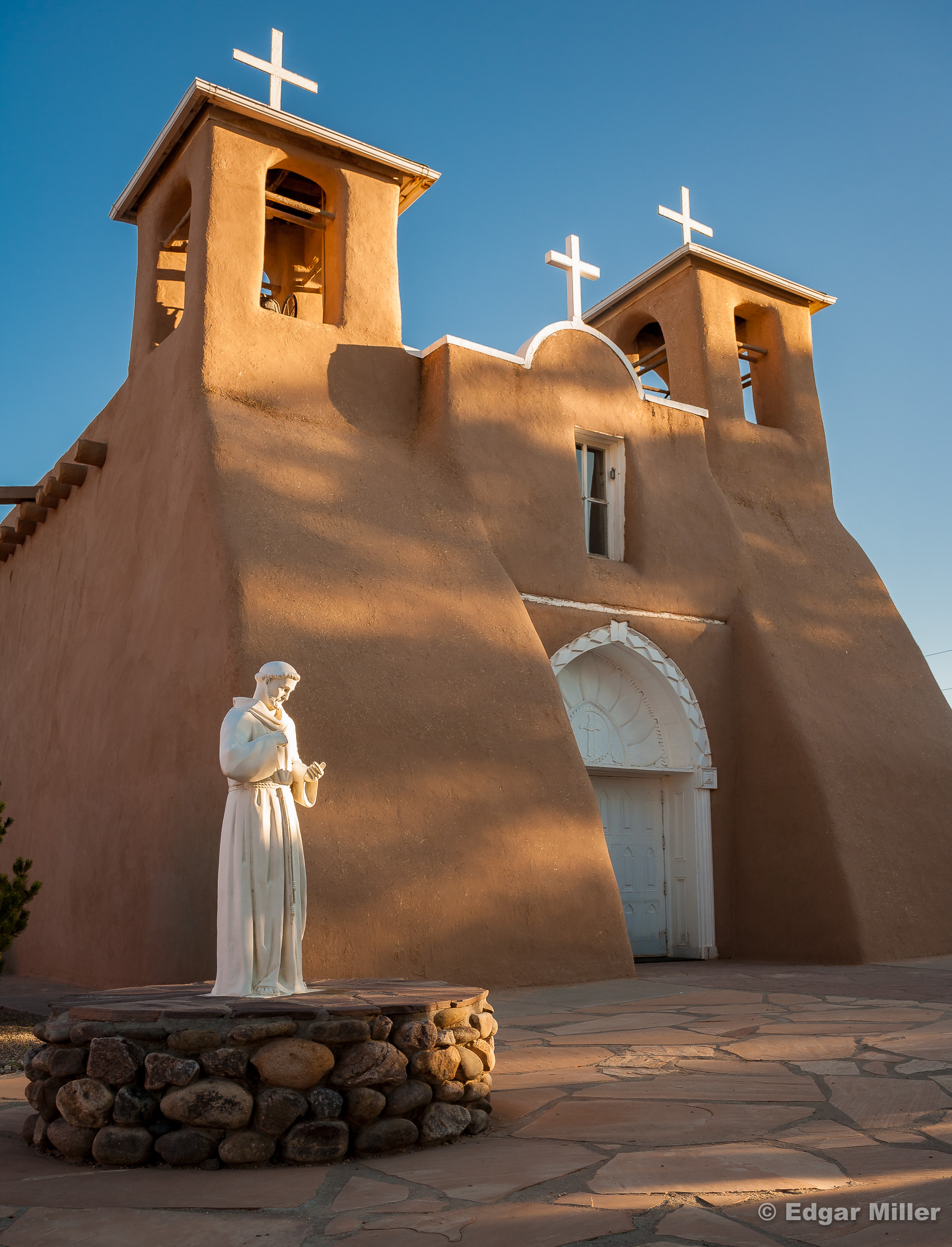 San Francisco de Asis, Ranchos de Taos, New Mexico