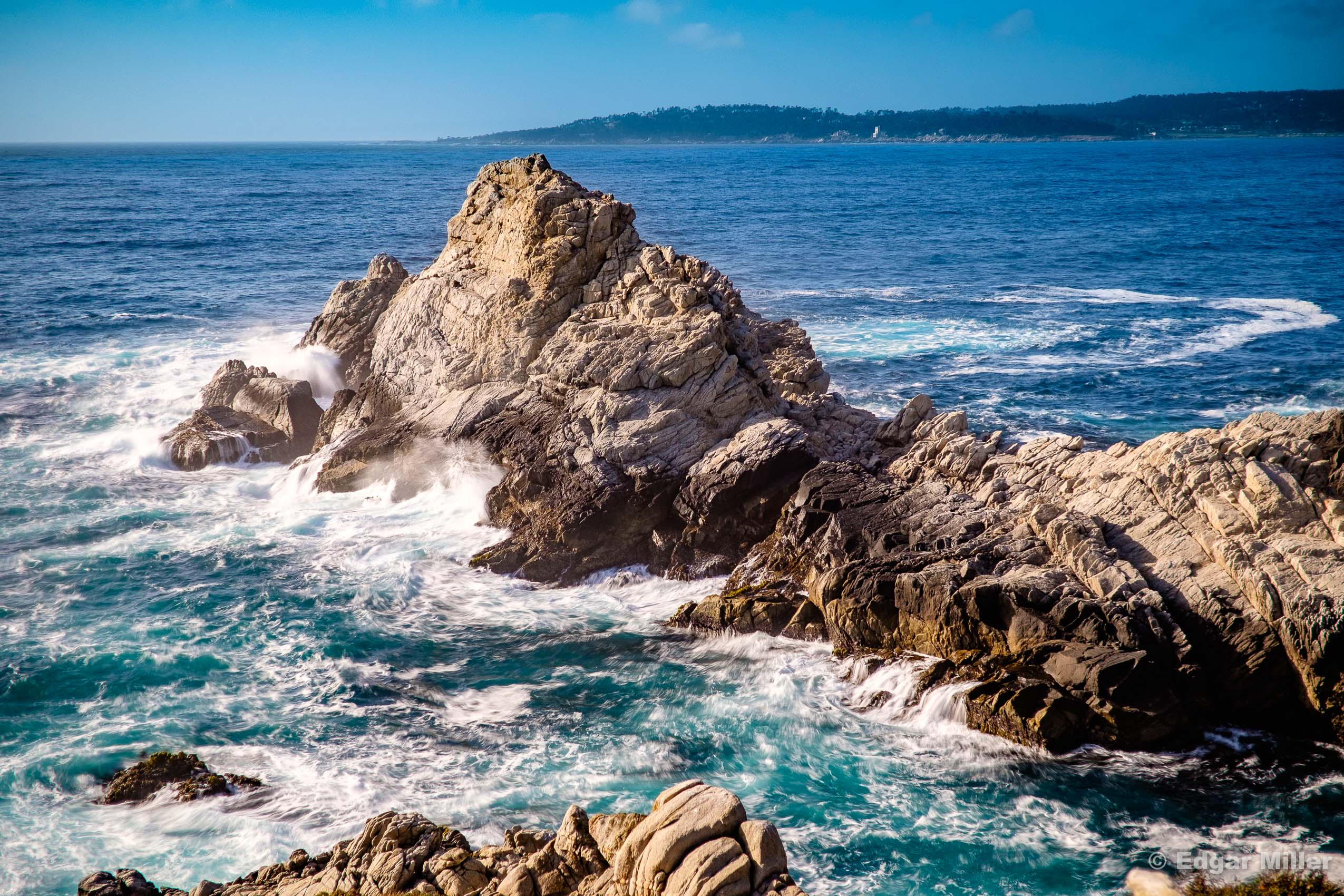 Pinnacle Point, Point Lobos, California