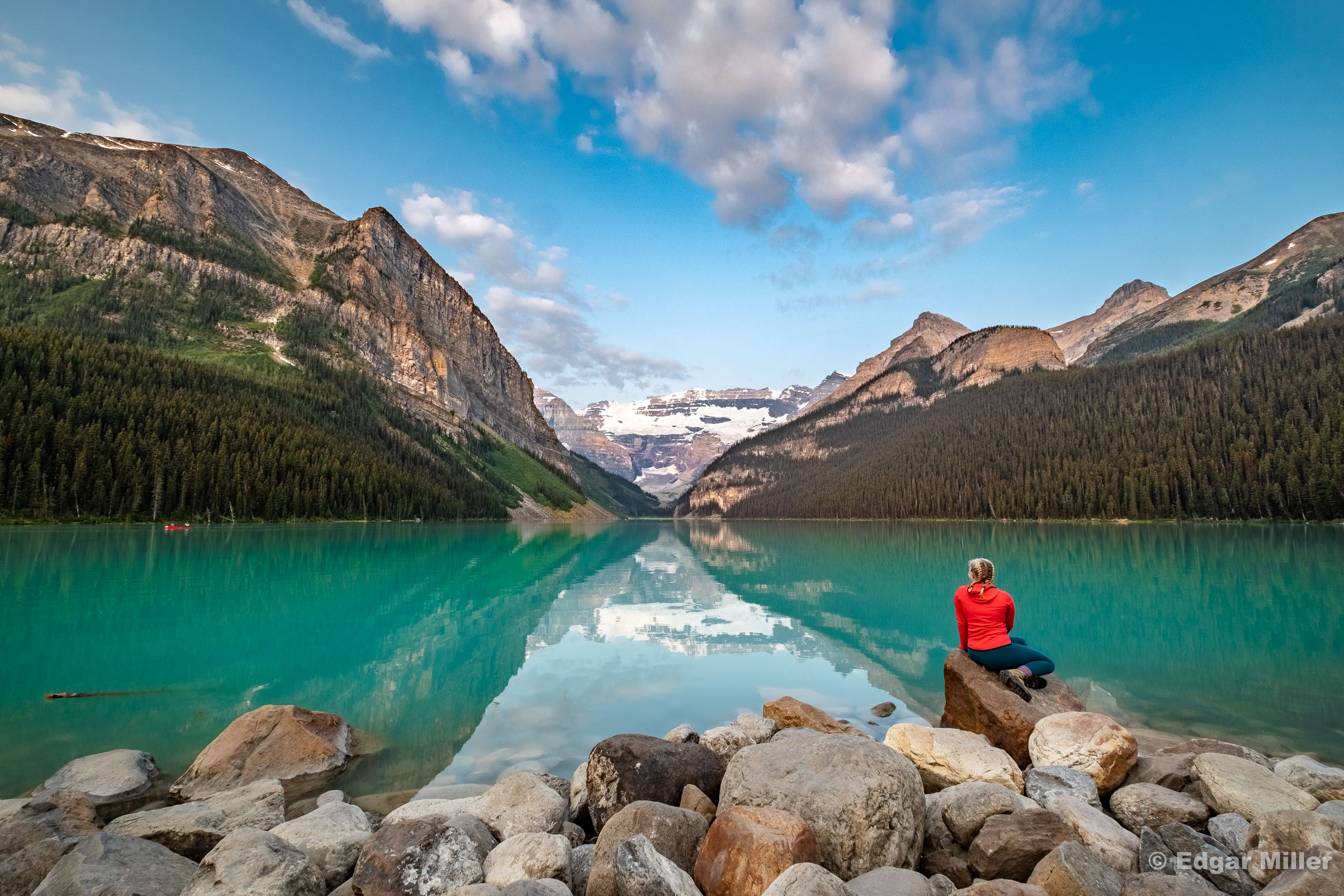 Lake Louise Wonder