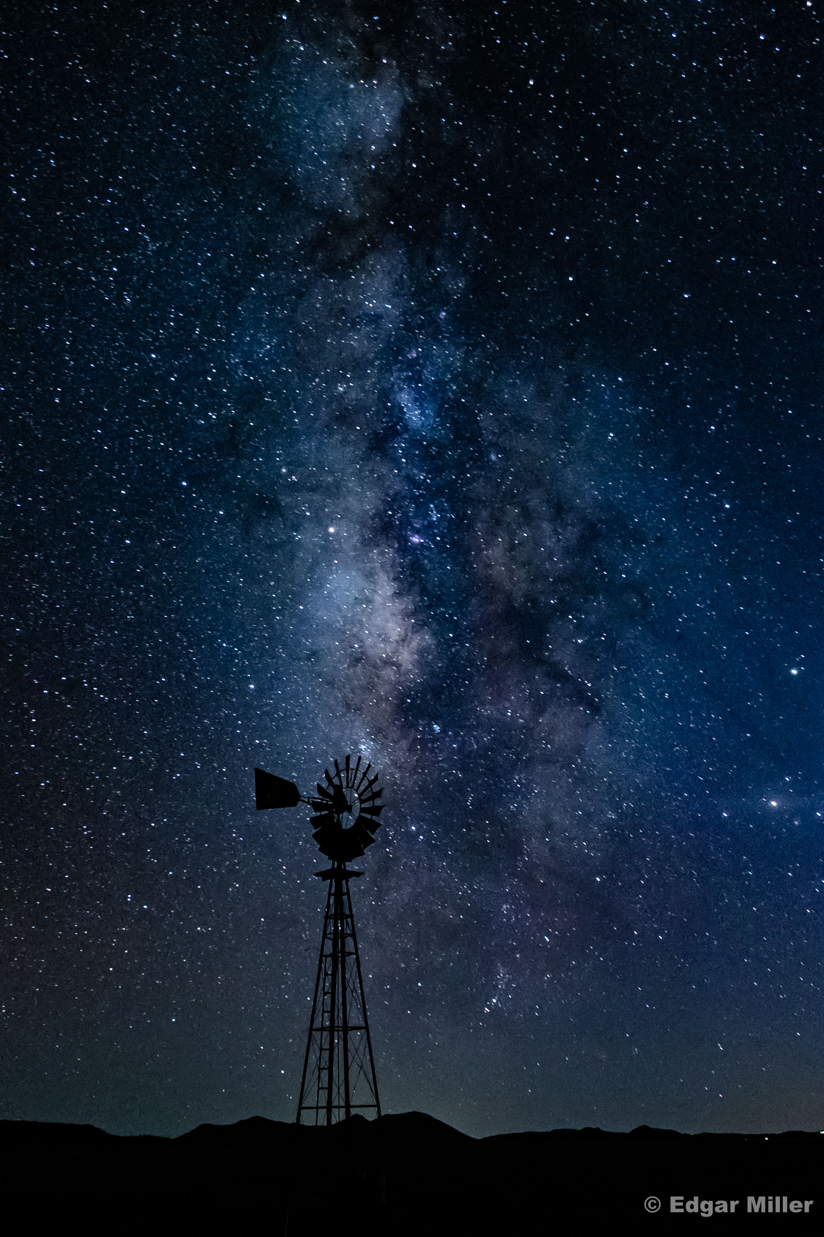 Starry Night, West Texas