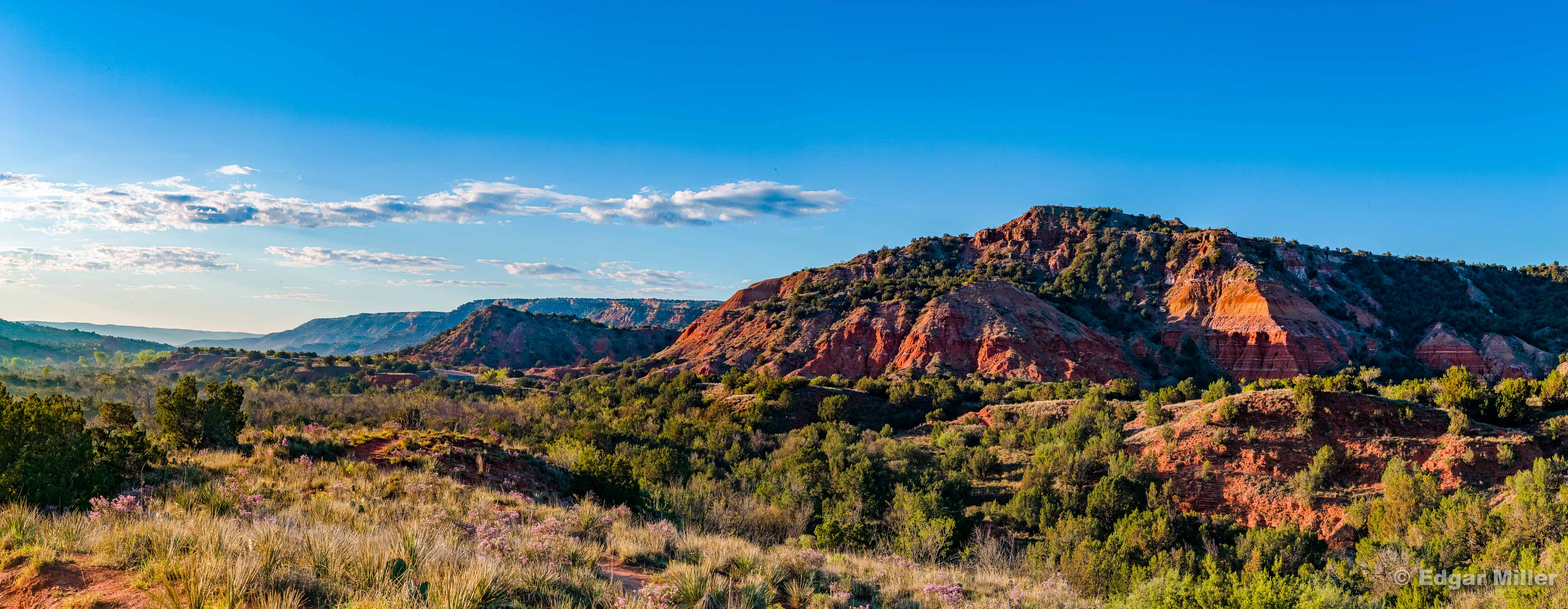 Palo Duro Canyon Morning